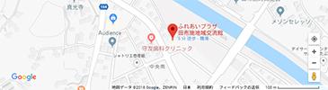 グーグルマップの縮小図
